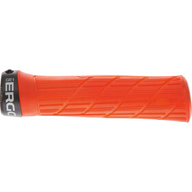 Ergon GE1 Evo Factory Grips frozen orange